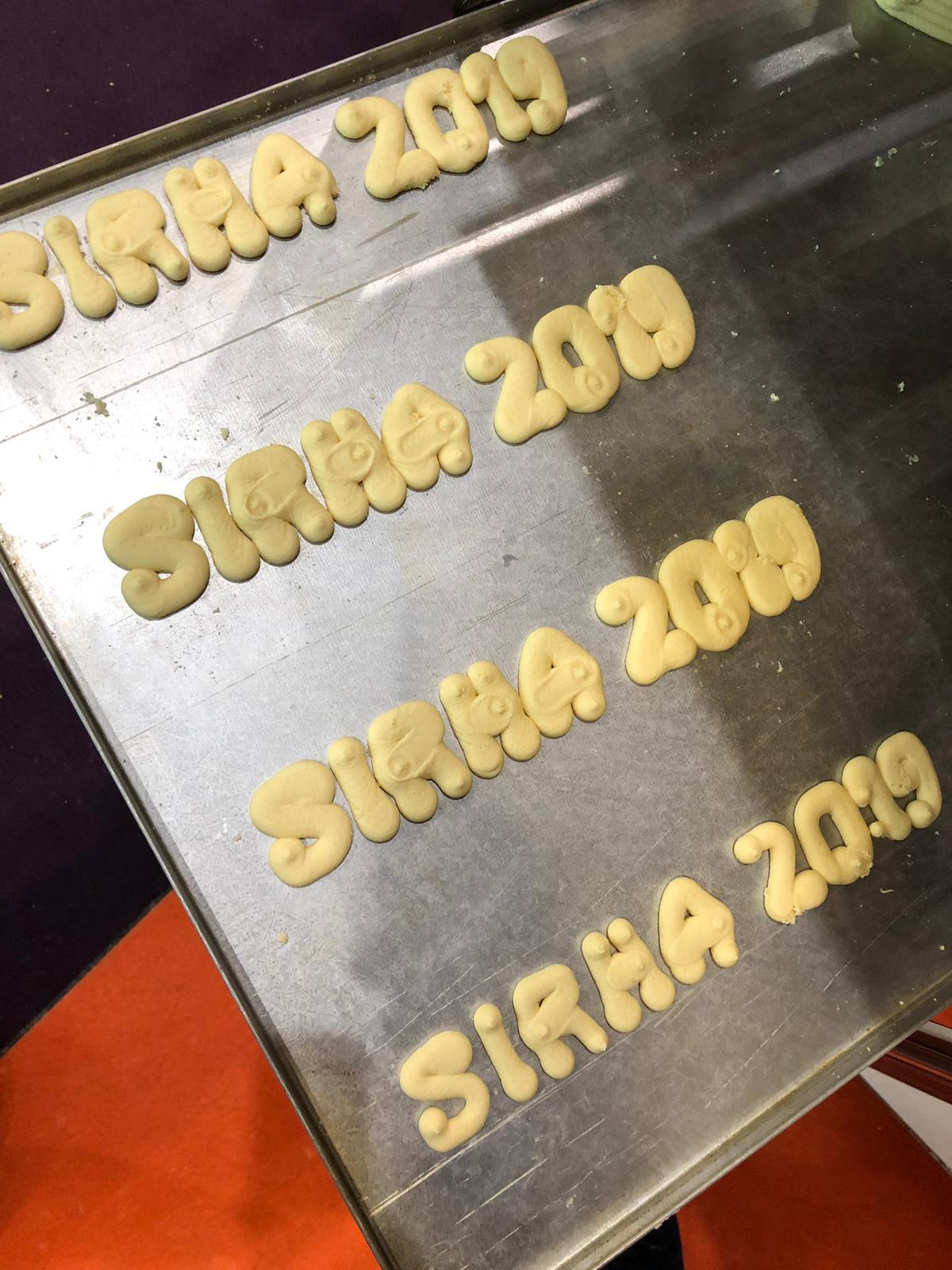 SIRHA 2019   Cookie Machines