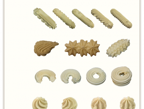 bakery equipment -cookie depositors