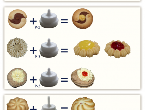 bakery equipment - cookie machines